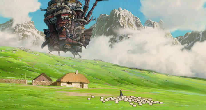 Howls Moving Castle 2004 1080p Free Download Borrow And Streaming Internet Archive